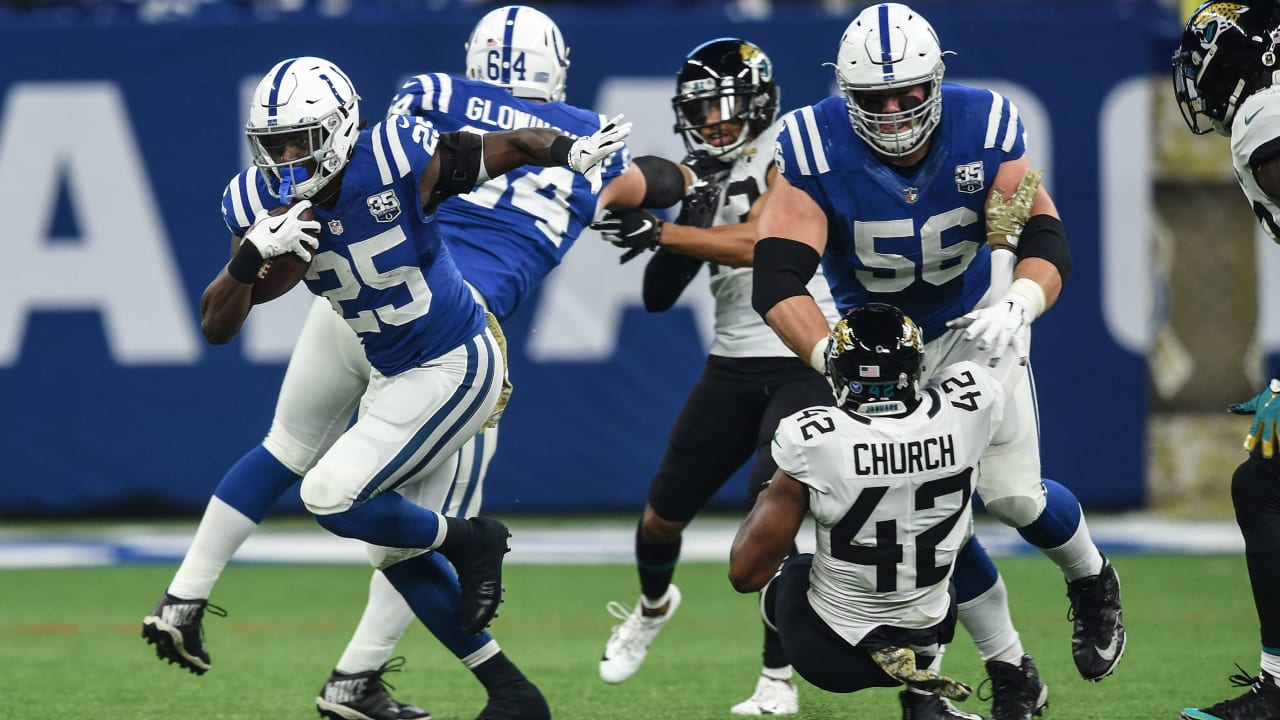 Quenton Nelson Ranked NFL's Second-Best Guard, Best Player From 2018 Draft