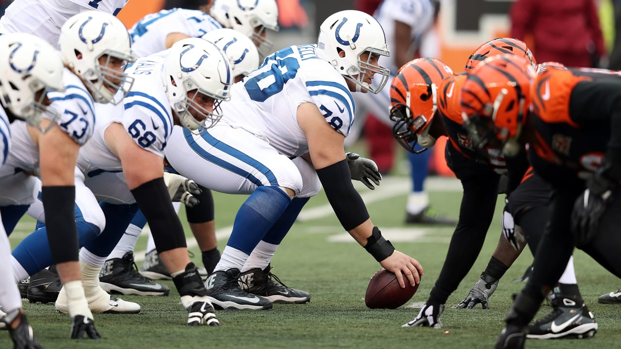5ed0dc20 Connect The Dots: Colts-Bengals (Preseason, Week 4)