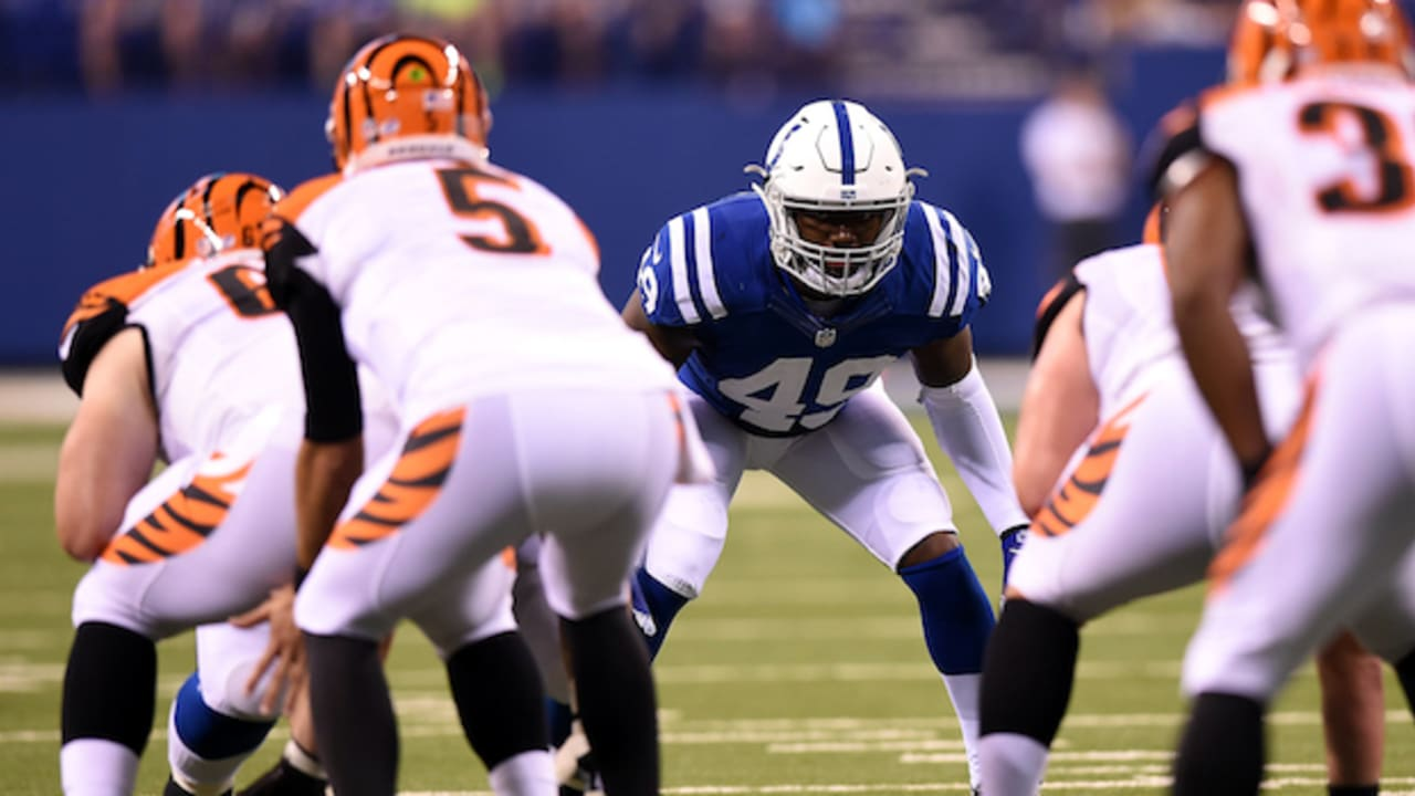 Former Colts Linebacker Earns Wwe Tryout