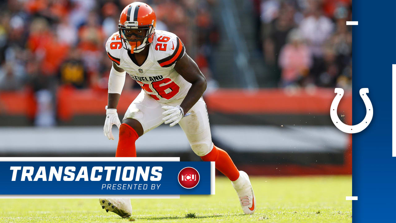 new style c9924 aa4e8 Colts Claim Safety Derrick Kindred Off Waivers