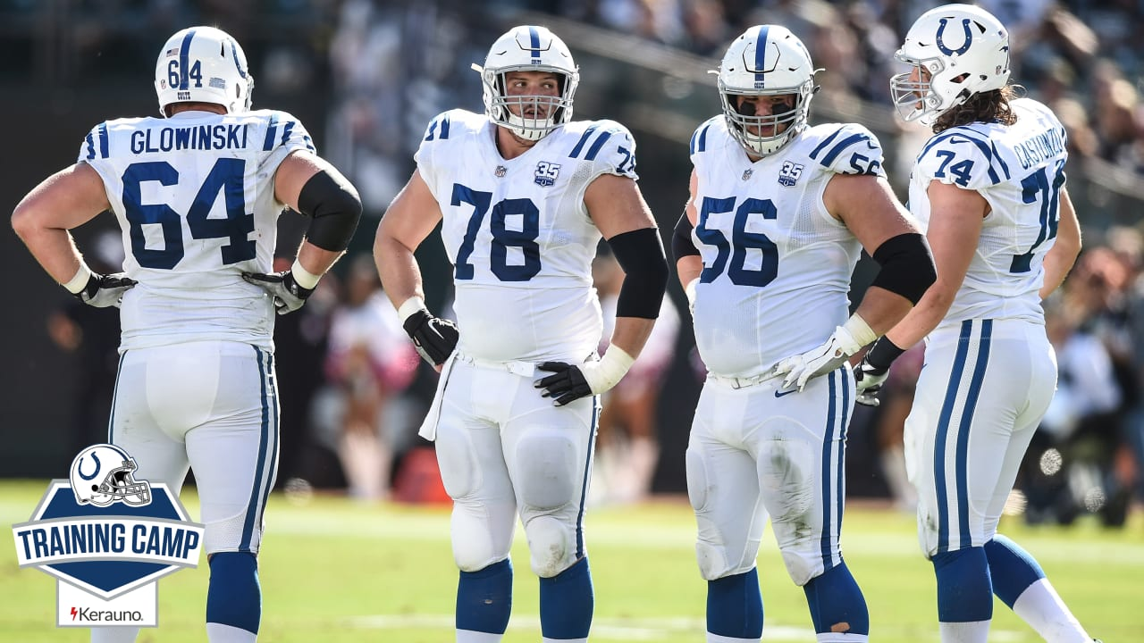 ad98d022 2019 Colts Training Camp Preview: Offensive Linemen