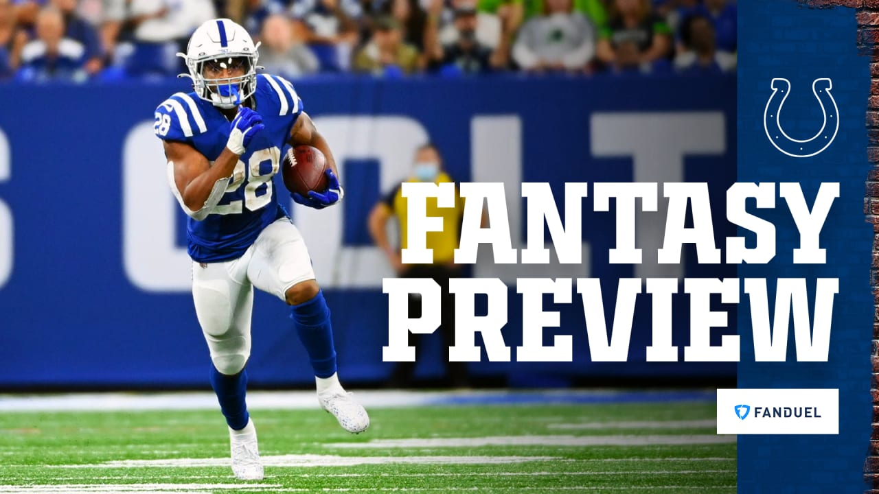Colts Fantasy Preview: Can Carson Wentz, Jonathan Taylor ...