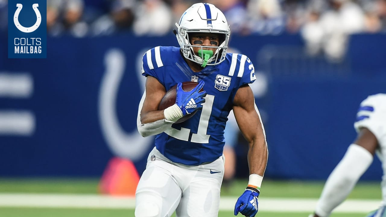 Colts Mailbag  Finding  Dogs  At Receiver cc8e5b34f