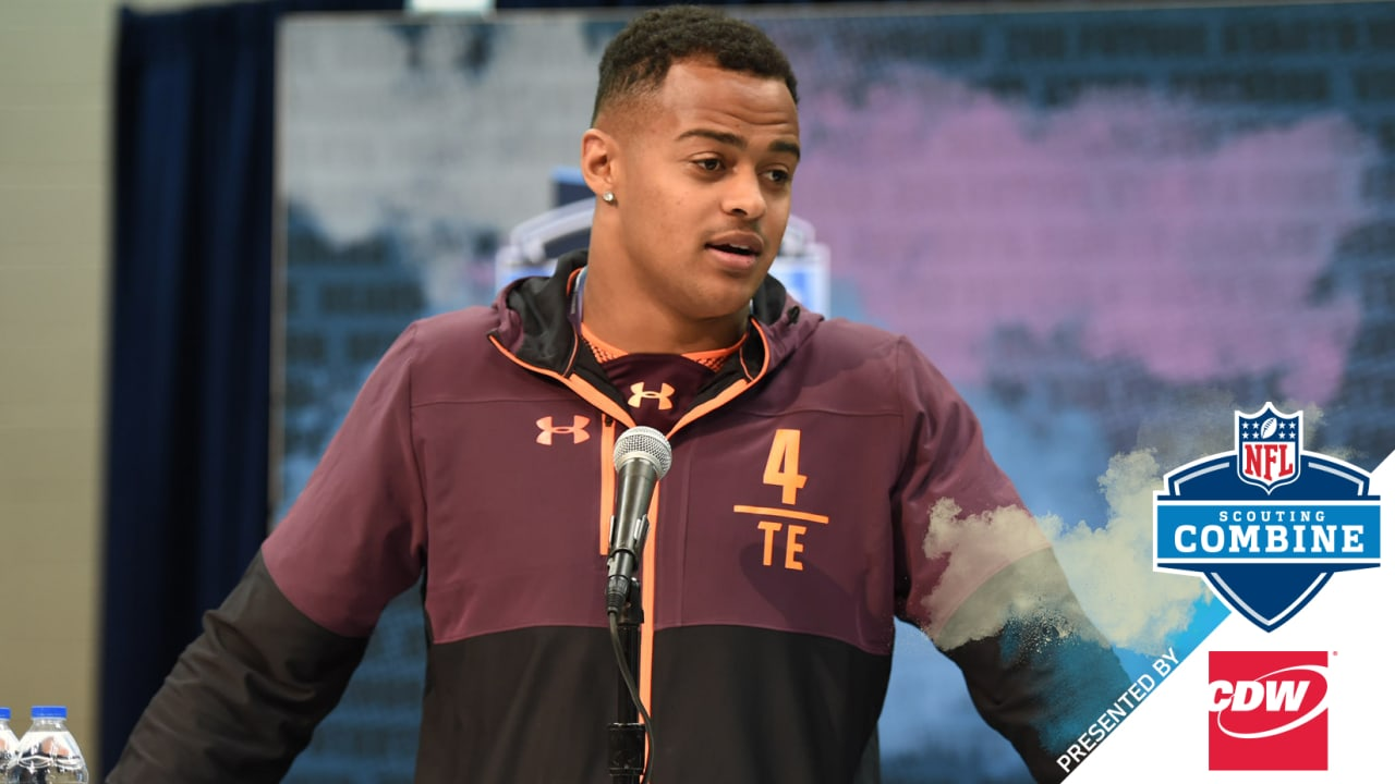 42bb8788 Colts At The Combine: Tight End Noah Fant Could Fill Colts ...