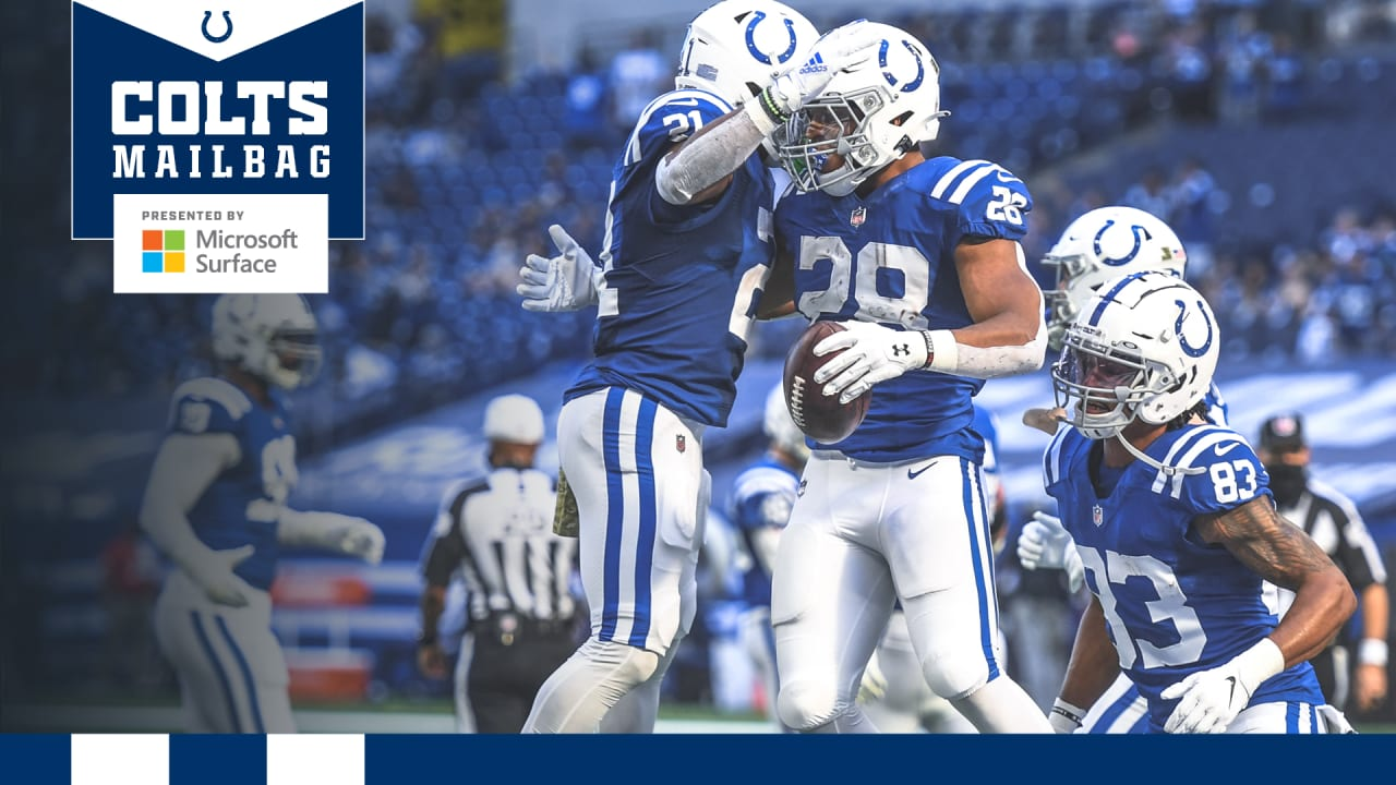 Colts Mailbag: Defending The Steelers, DeForest Buckner's Pro Bowl Snub, More Formations With Jonathan Taylor & Nyheim Hines? -