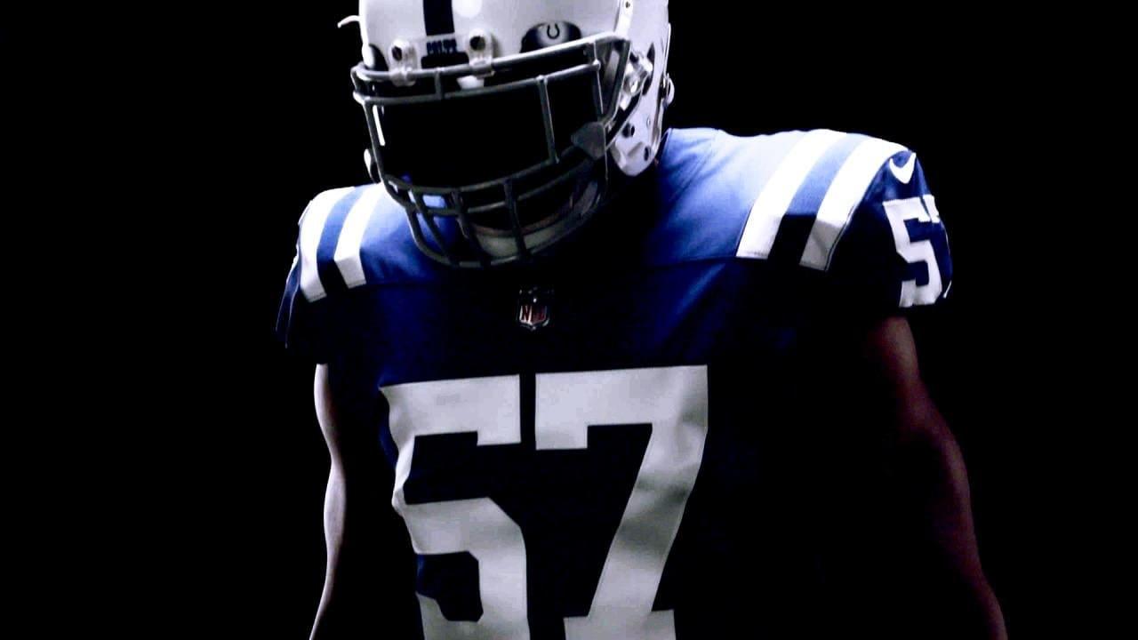 Sneak Peek  Colts Color Rush Uniforms ba95558b1