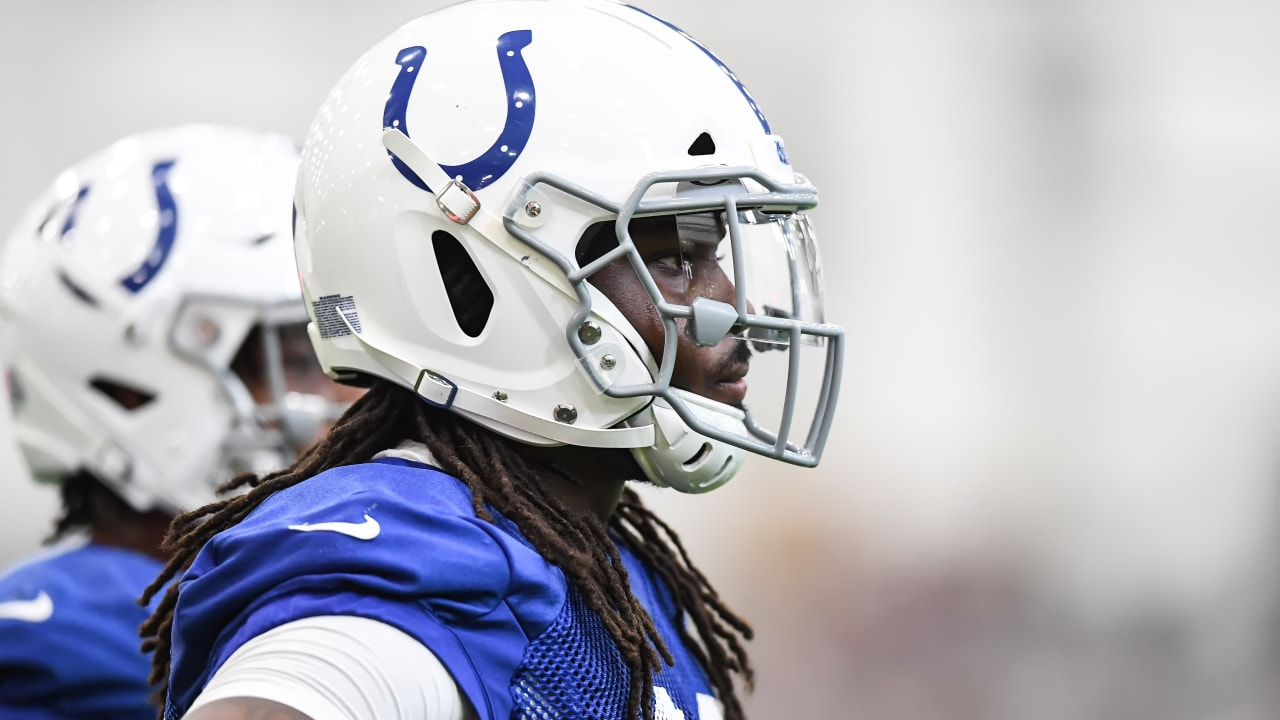 64d93118 D'Onta Foreman Looking Forward To 'Fresh Start' With Colts