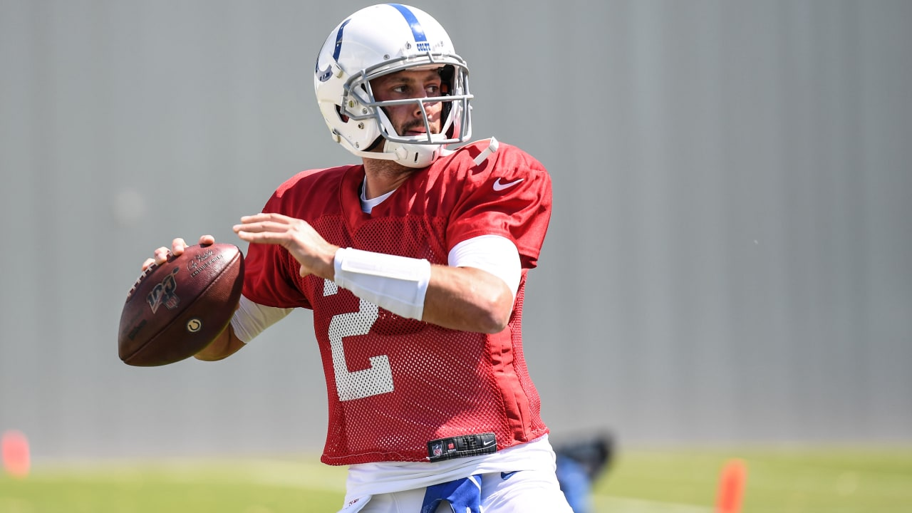 Brian Hoyer To Add Perspective To Colts Quarterbacks Room