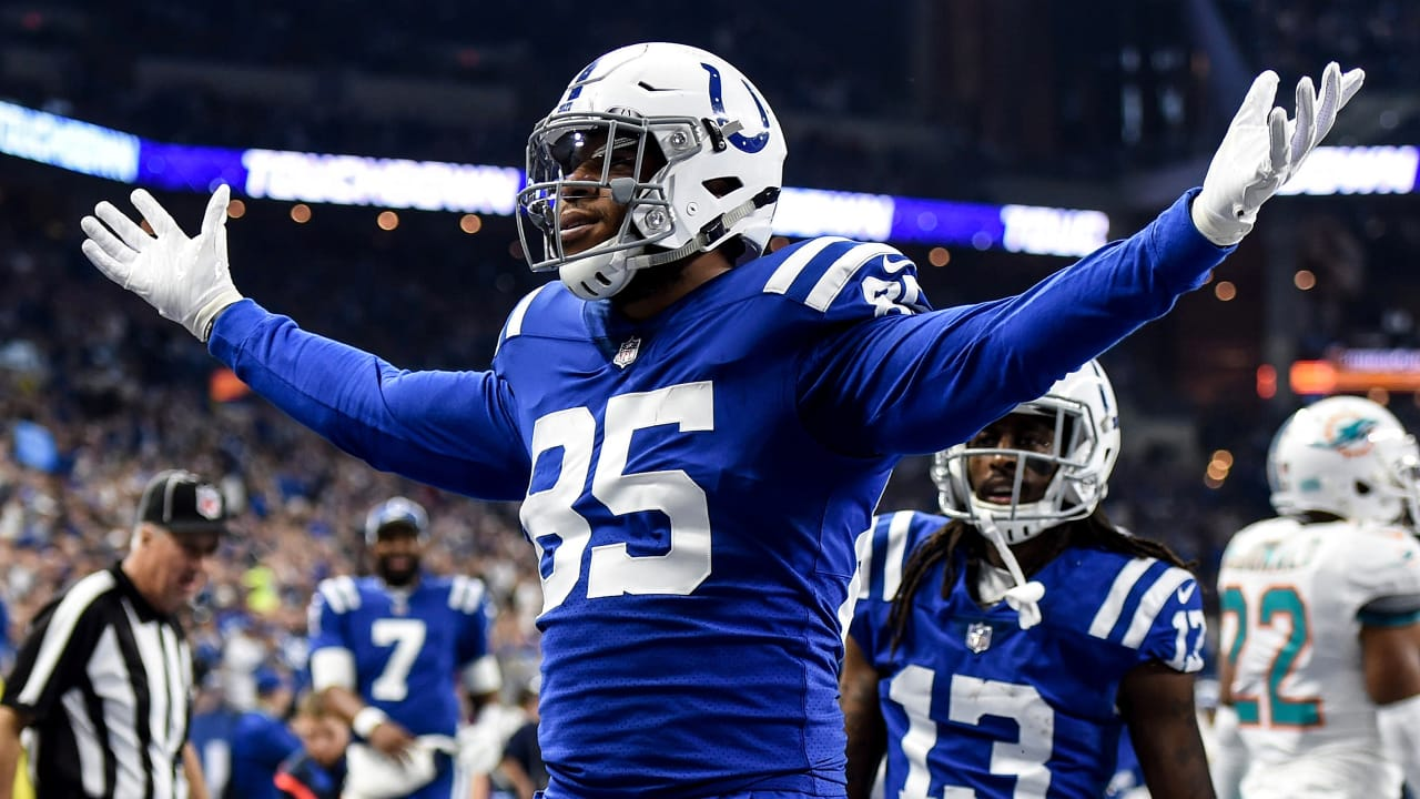 Eric Ebron's Breakout Season Results In First Pro Bowl ...