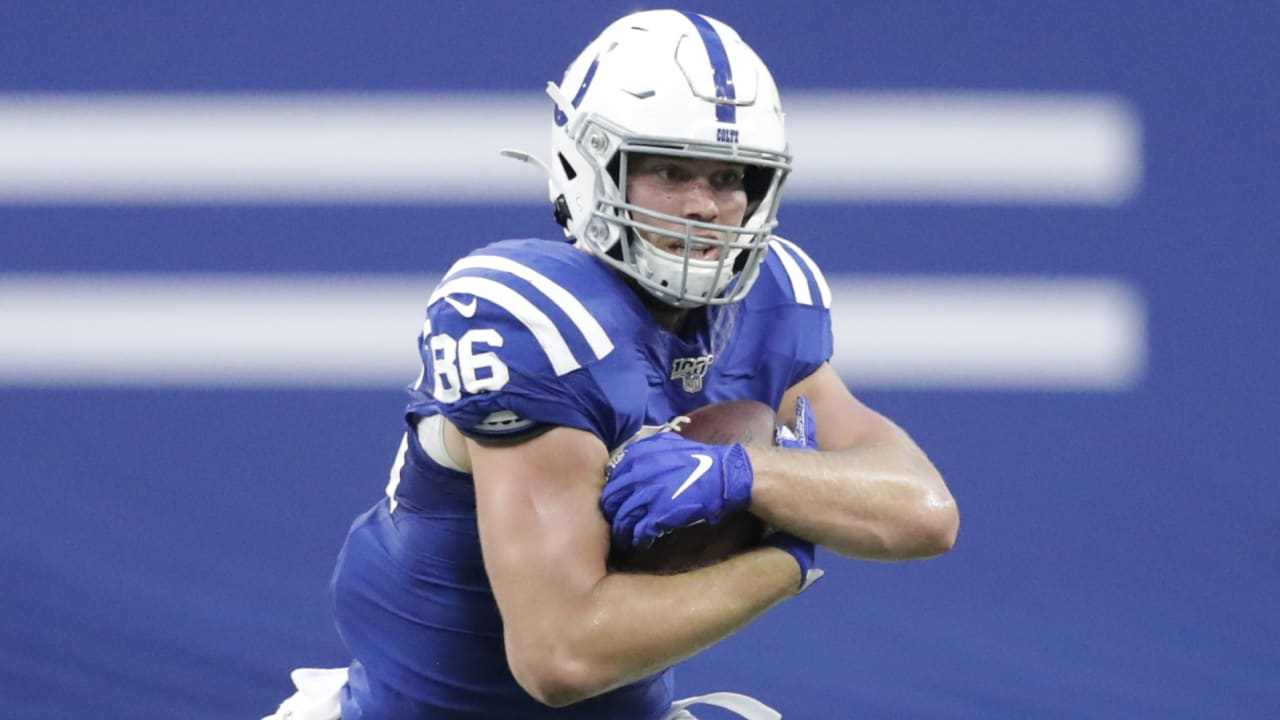 Colts Undrafted Rookie Roster Streak Reaches 21 Years