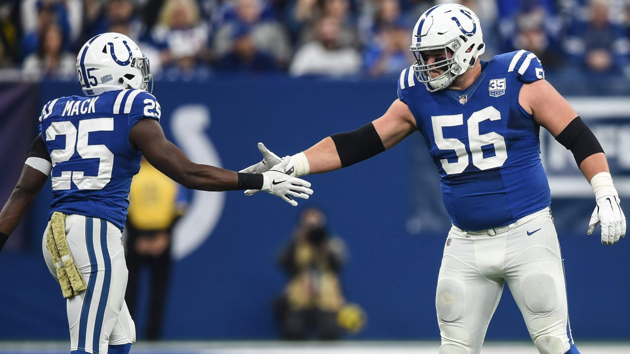 new concept 58dad 41745 Indianapolis Colts 2019 Prospectus: Offense