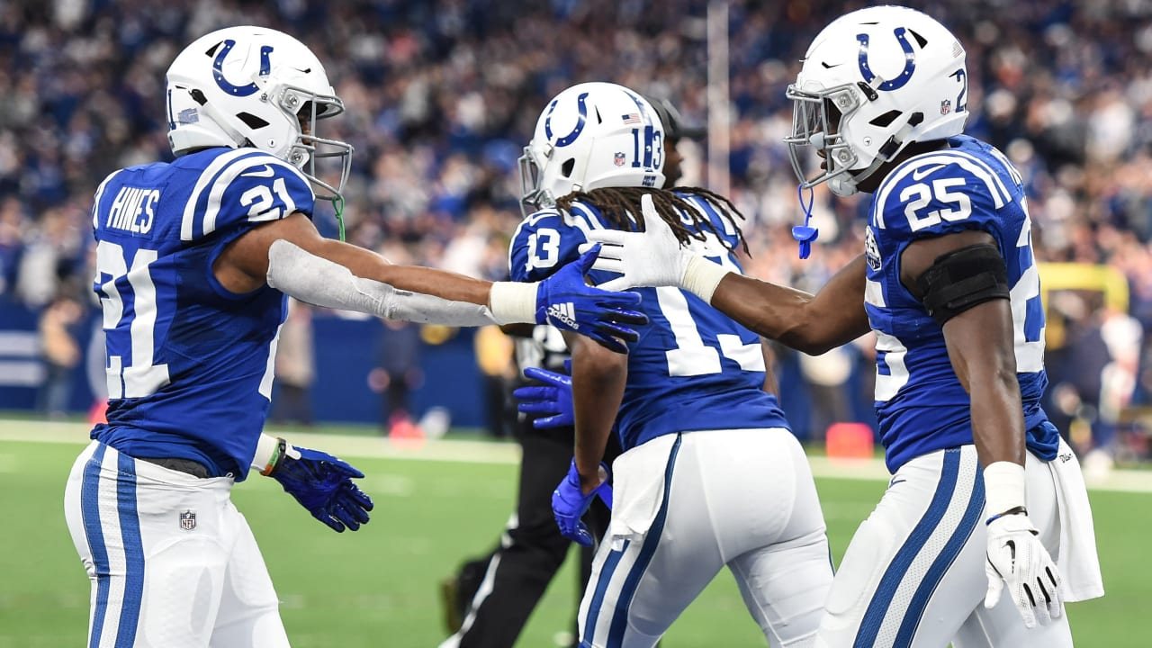 2019 Colts Burning Questions: Running Back