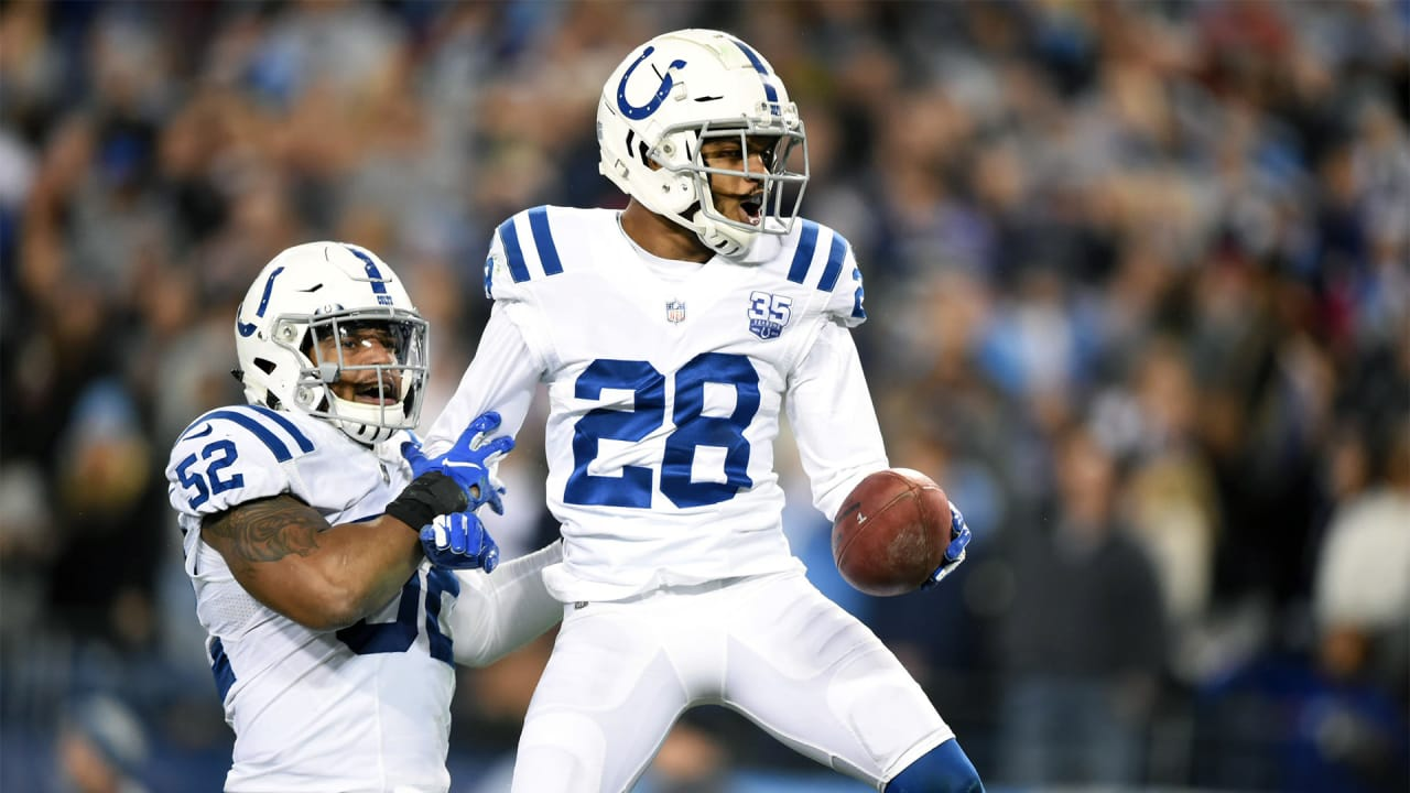 Colts Vs Titans Highlights Week 17