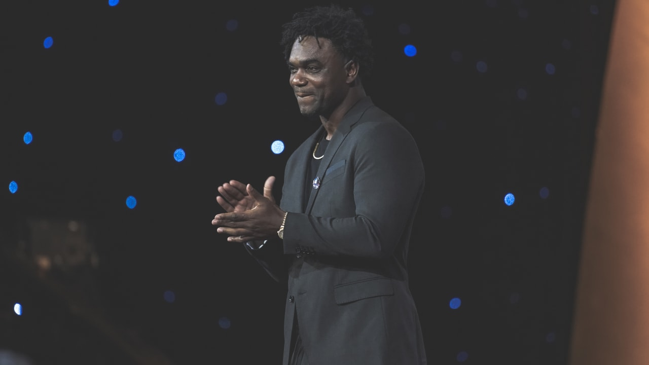 Edgerrin James On Hall Of Fame Selection: 'It...
