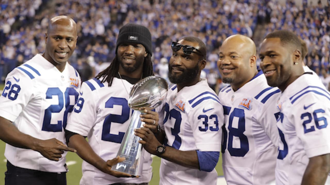 Four Historic Colts Teams Made The Cut In Tonight S Nfl 100