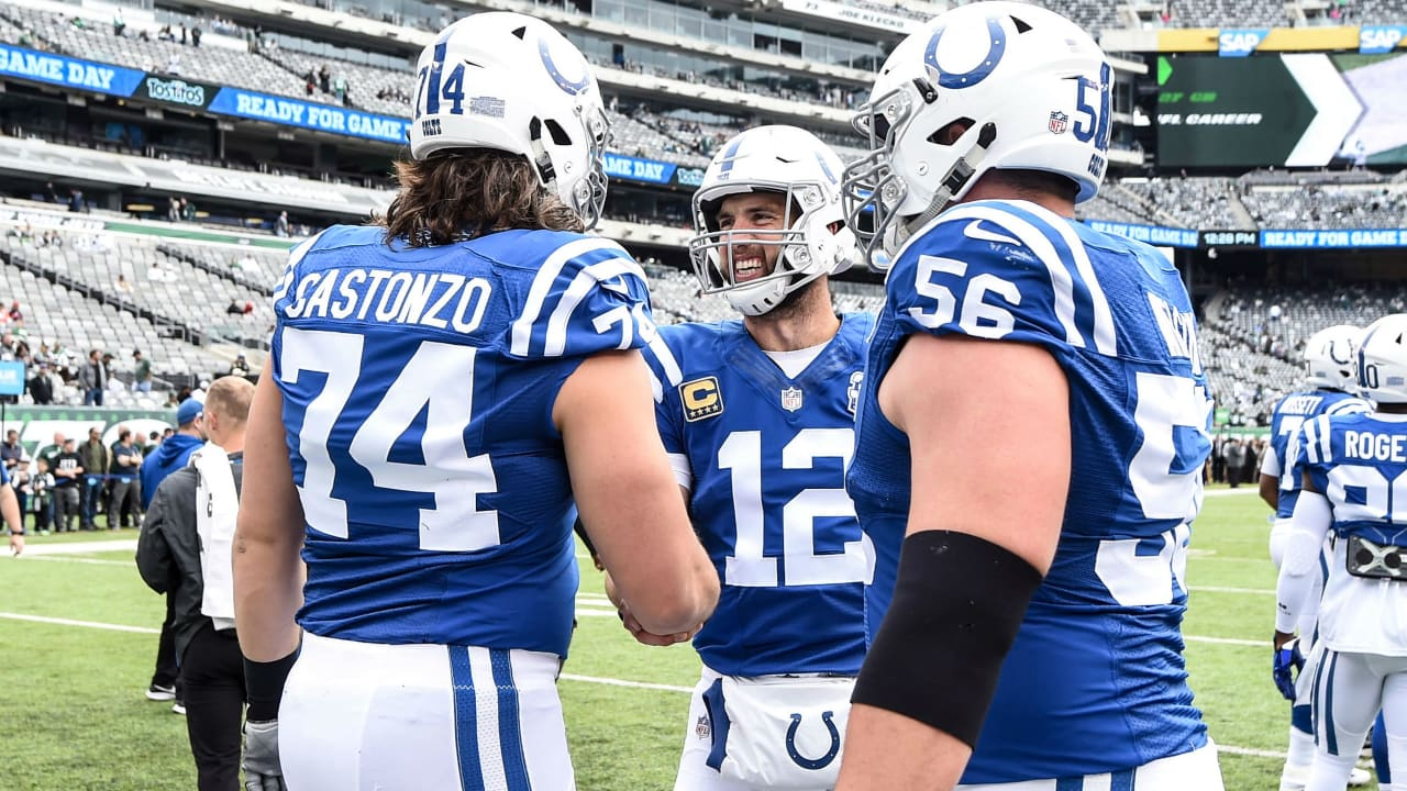 Andrew Luck's Teammates React To His Retirement: 'It's Been