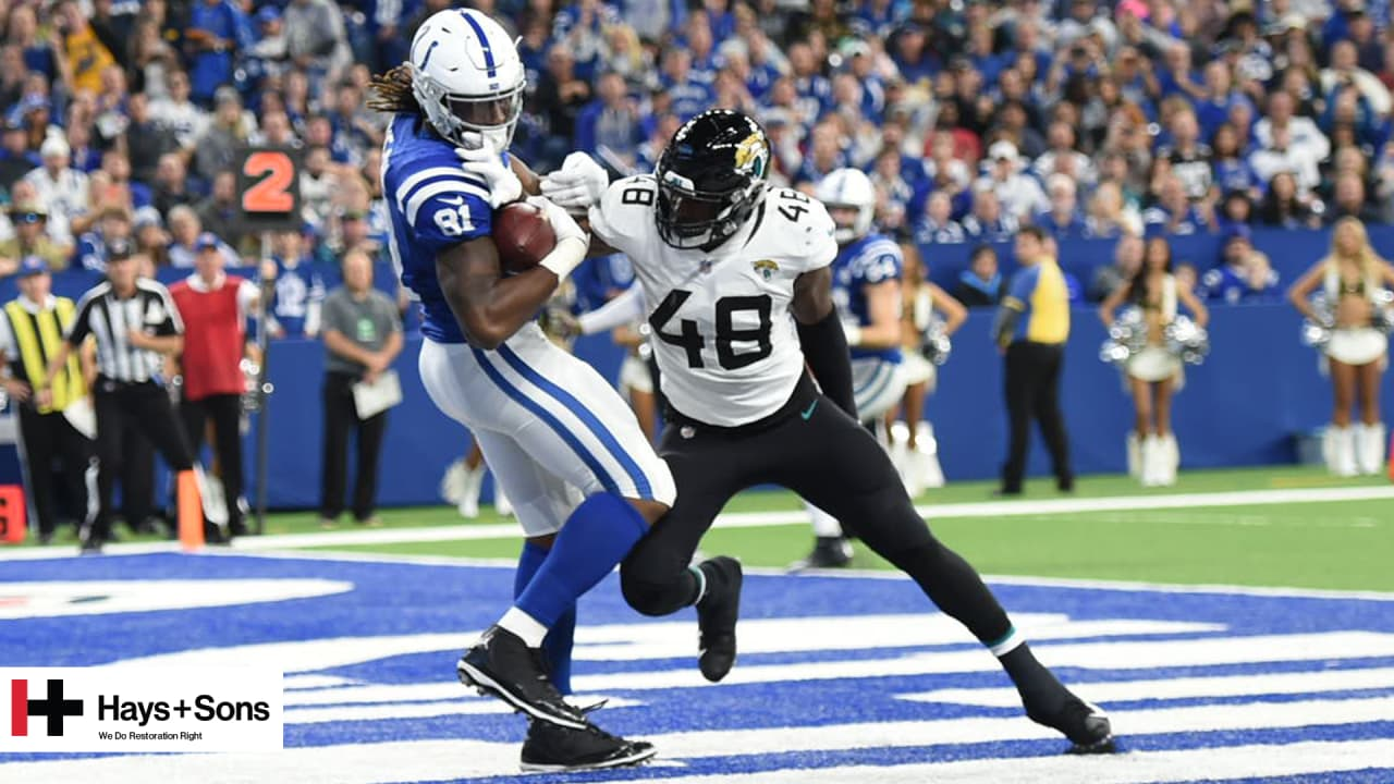 Colts-Jaguars Drive Of The Game: Final Score Proves ...