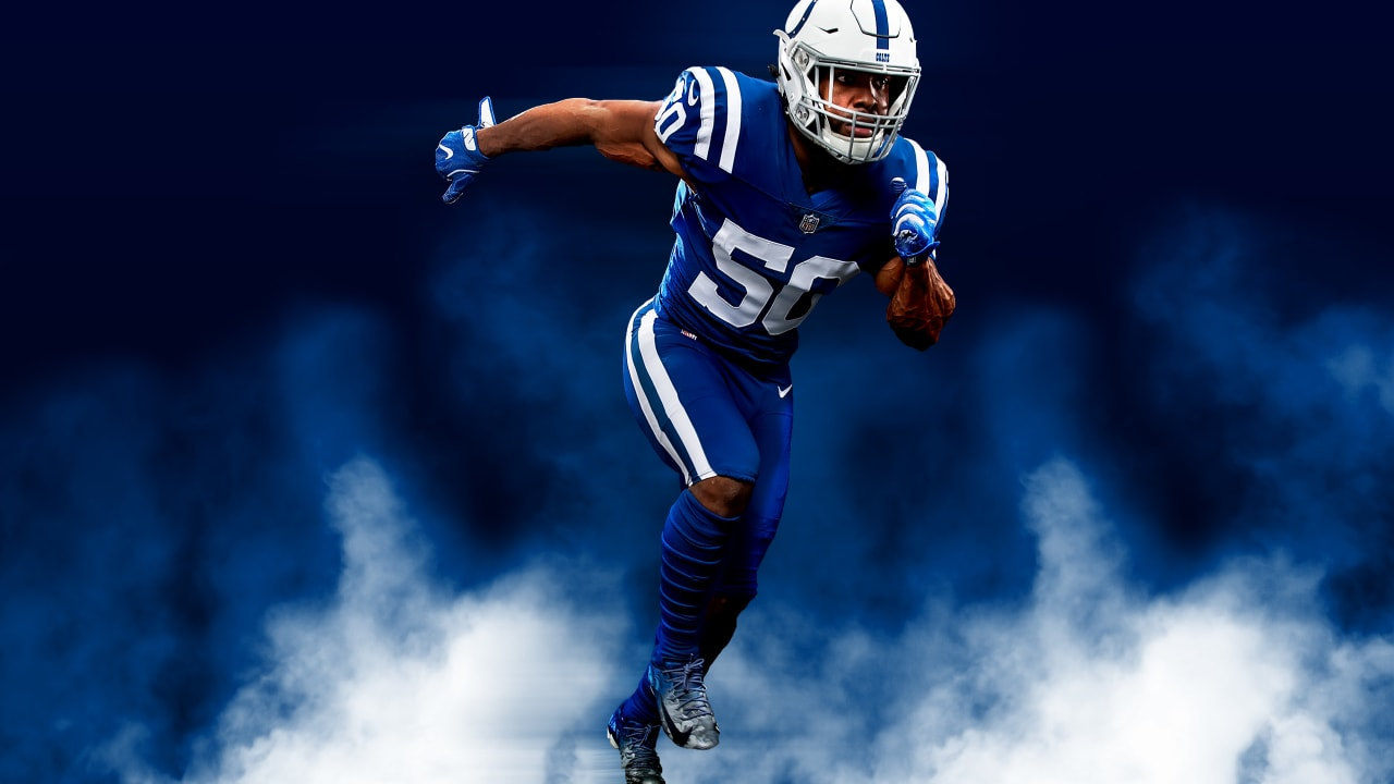 size 40 dc0d7 2b0ee Colts To Wear Color Rush Look Week 12 Against Dolphins