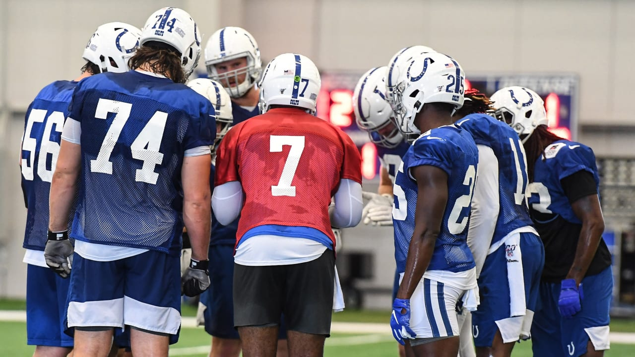 photo about Printable Nfl Depth Charts known as Colts Launch To start with Unofficial Detail Chart Of 2019 Month-to-month