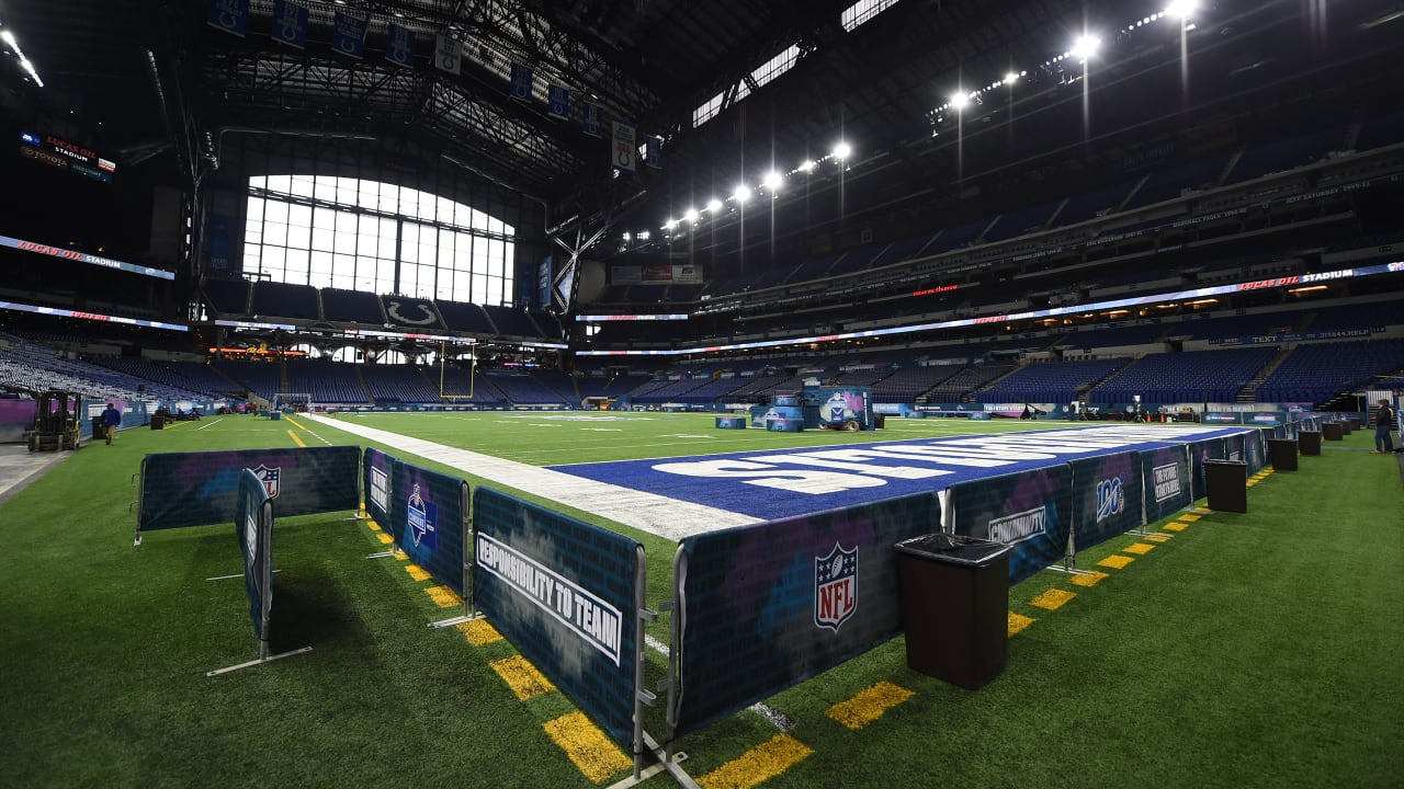 NFL Scouting Combine To Remain In Indianapolis Through 2021