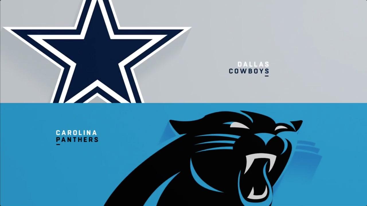 Week 1 Highlights - Panthers @ Cowboys