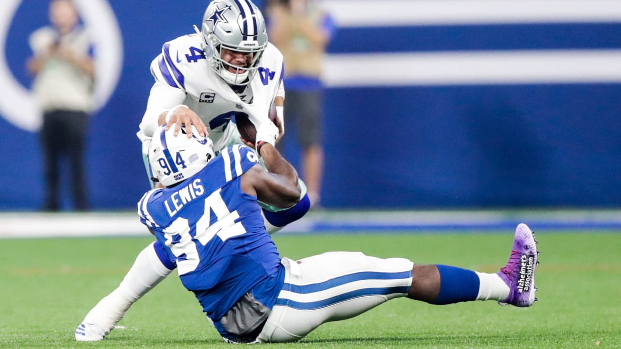 Game Recap: Cowboys Shut Out In Indy, 23-0