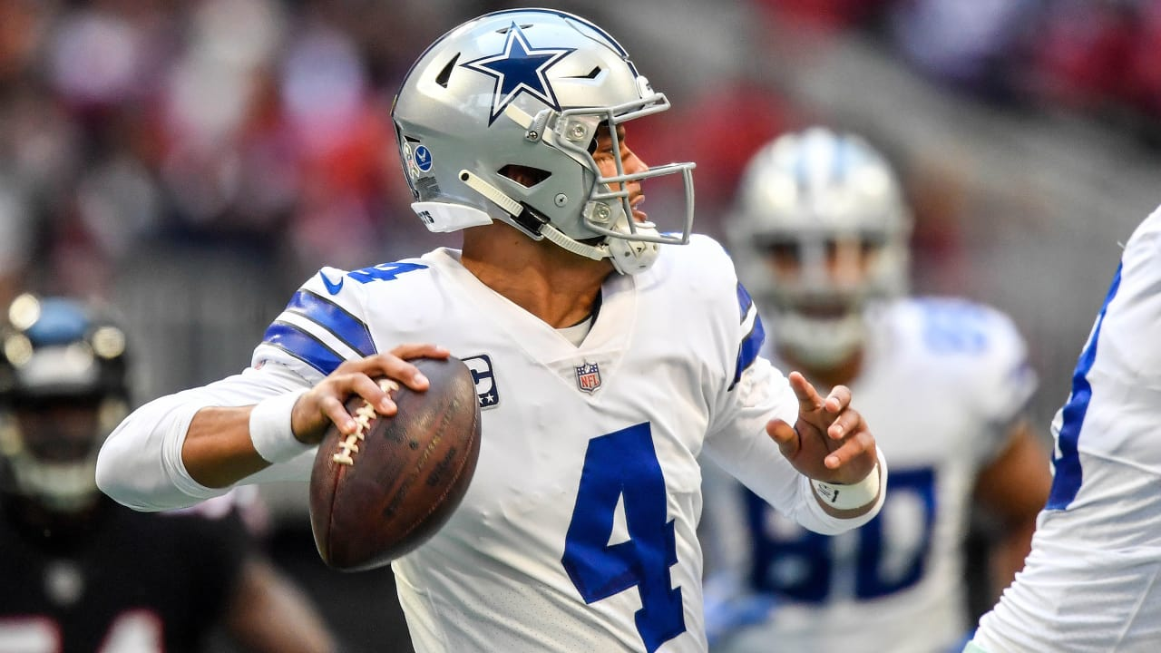 dallascowboys.com - Stat Pack: Dak's Numbers Starting To Heat Up