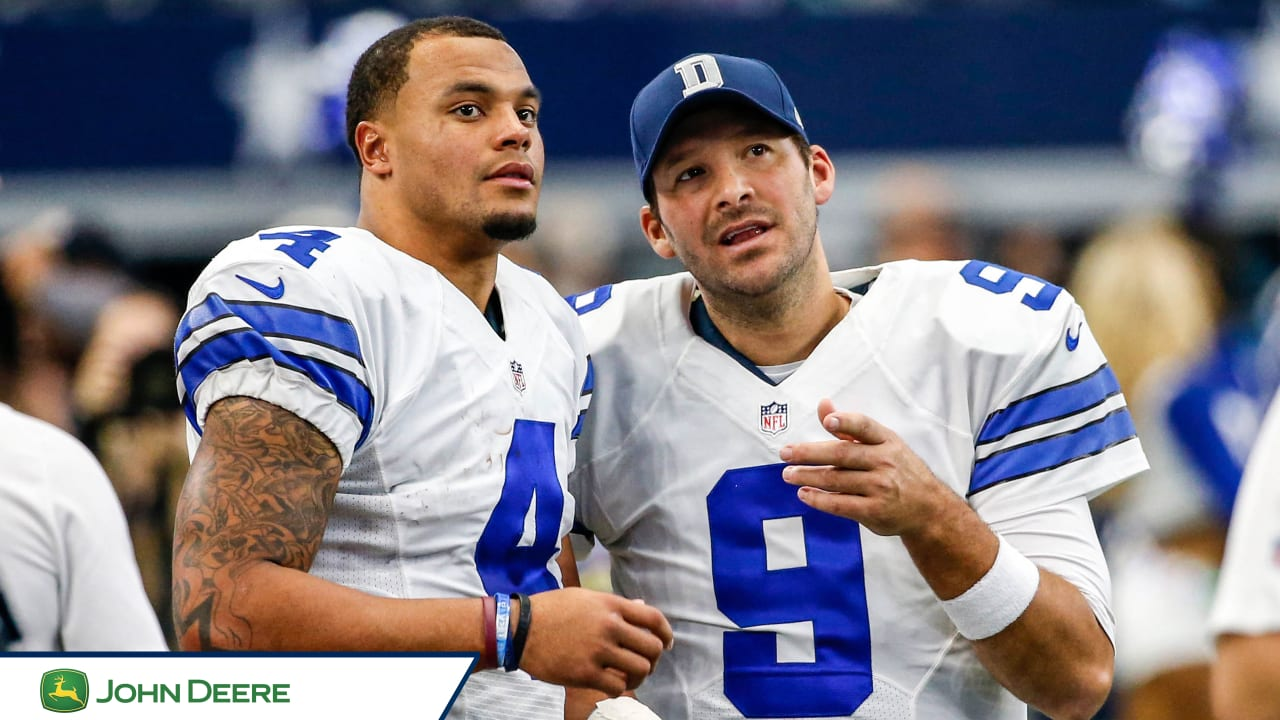 "490c884da Romo on Big 3 Contracts: ""Just a Matter of Time"""