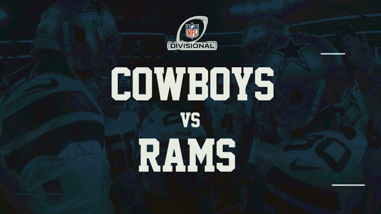 1715ecf2a Cowboys vs Rams  Finish This Fight
