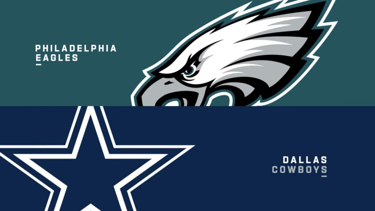 Eagles vs Cowboys Highlights   Week 16