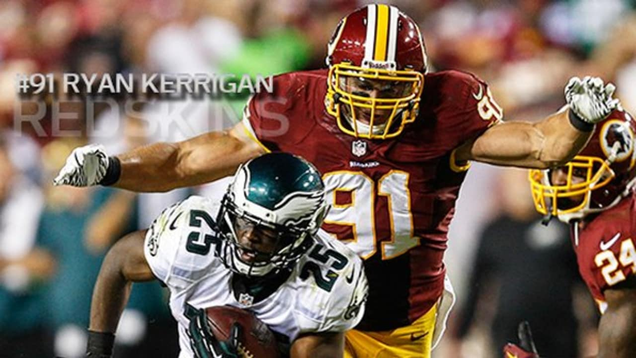 half off 7a50e d21f3 Know The Enemy: Ryan Kerrigan