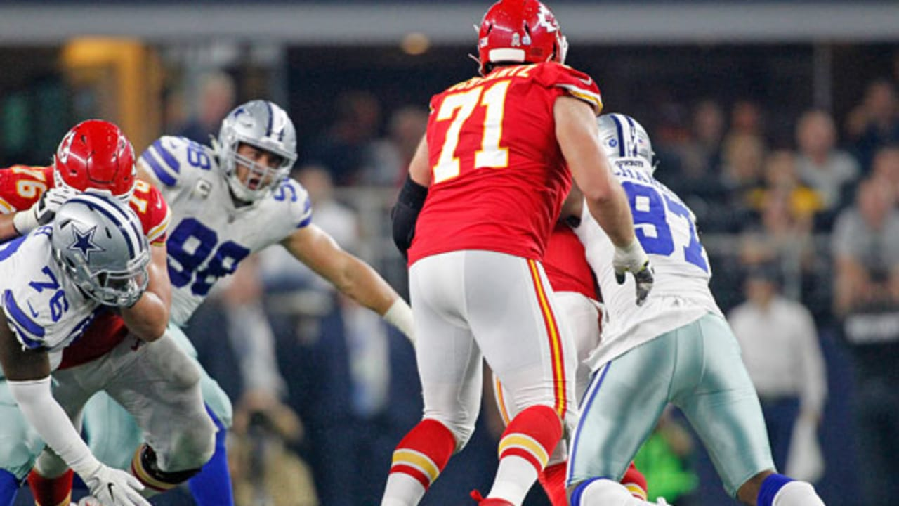 Taco Joins The Sack Party For The Cowboys' Much-Improved Pass Rush