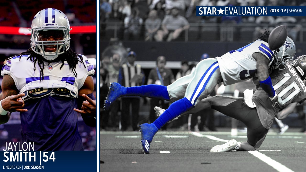 timeless design d9385 3cabf Star Evaluation: Jaylon Smith Leaves No Doubt