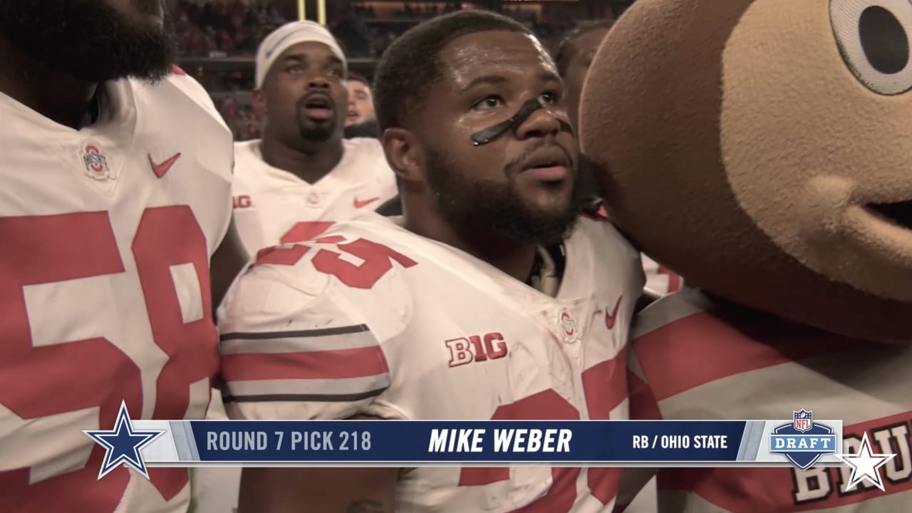 the latest ade93 a9c9e Mike Weber | Ohio State Highlights