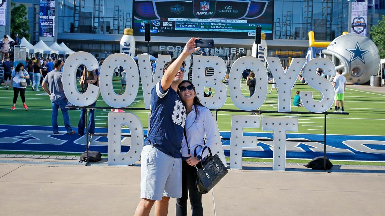 Dallas Cowboys Draft Party | 2019