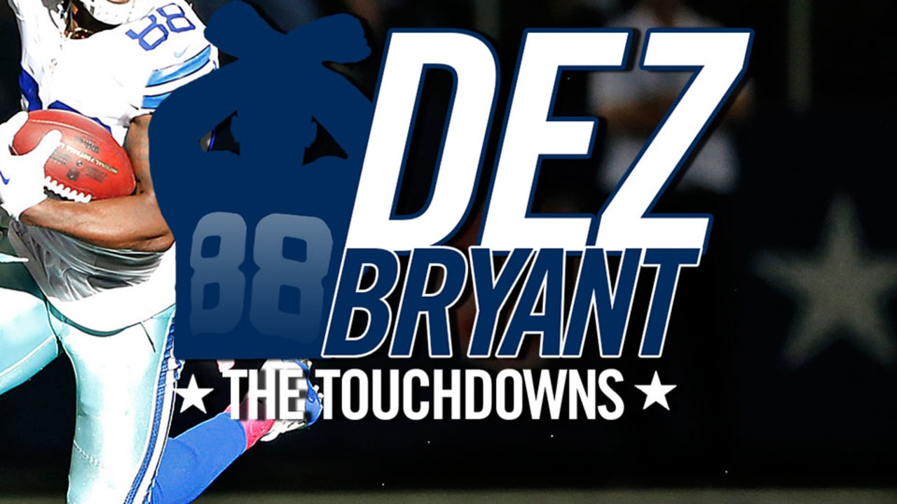 Views From The 6 The Dez Bryant Td Countdown Enters Thunderdome