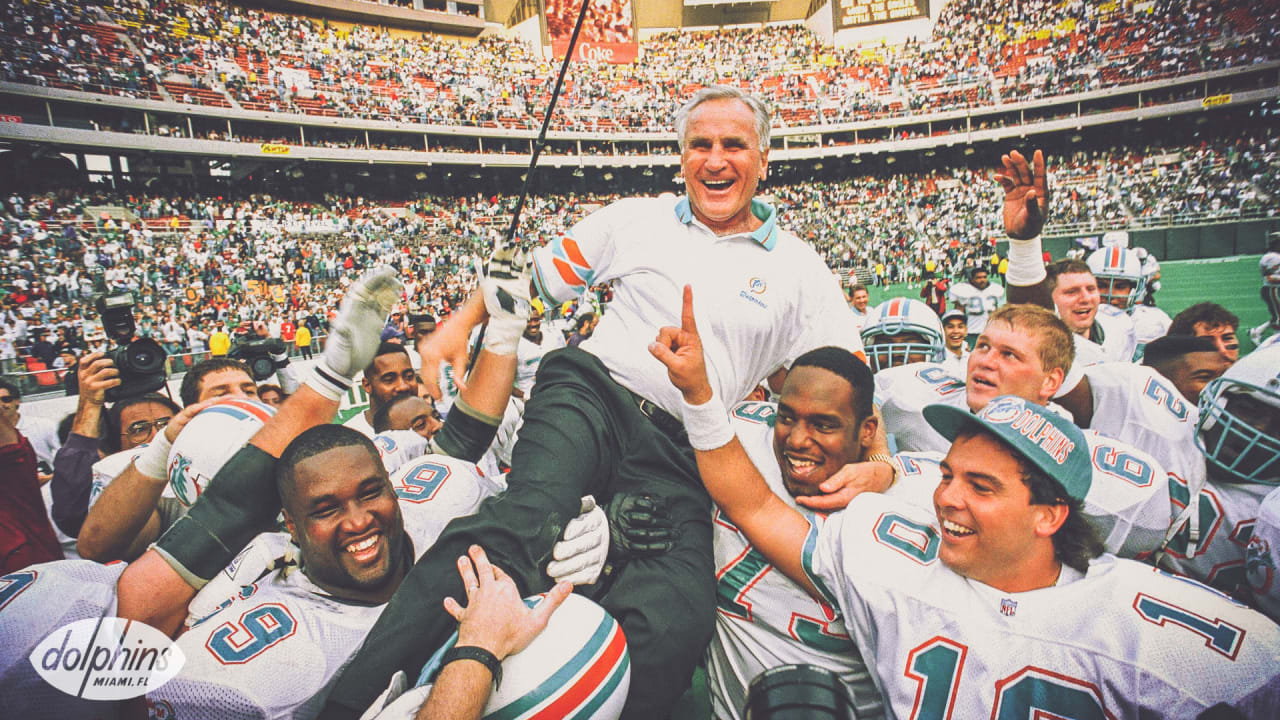 AC's Archive: Don Shula Looks Back At His Record-Setting Win