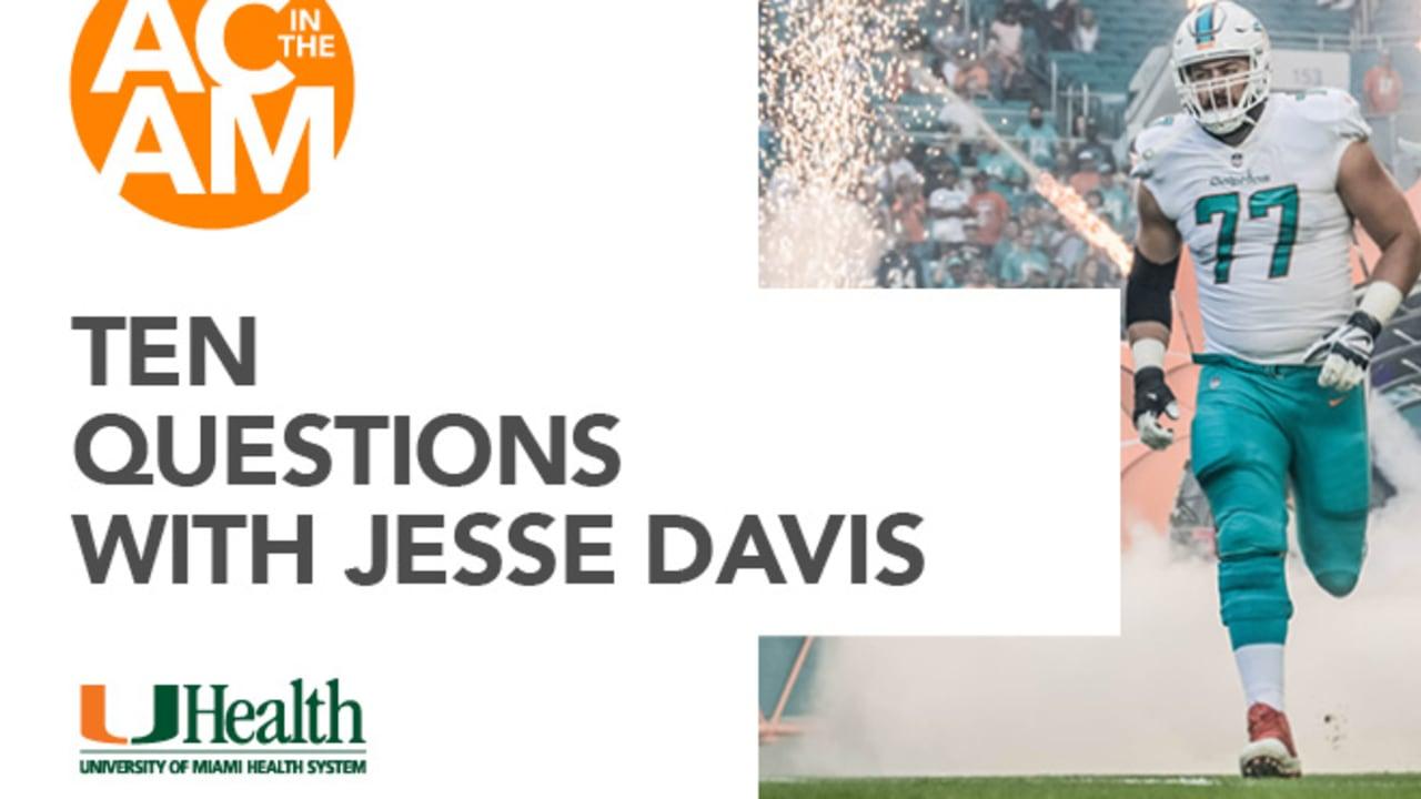 wholesale dealer cfba8 fe9d9 AC in the AM: 10 Questions With Jesse Davis