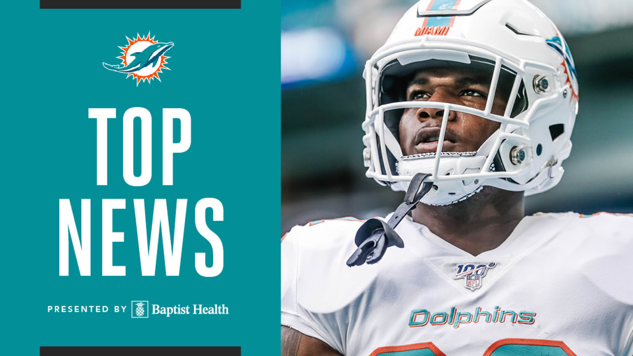 Top News Rb Mark Walton Working For More Opportunities