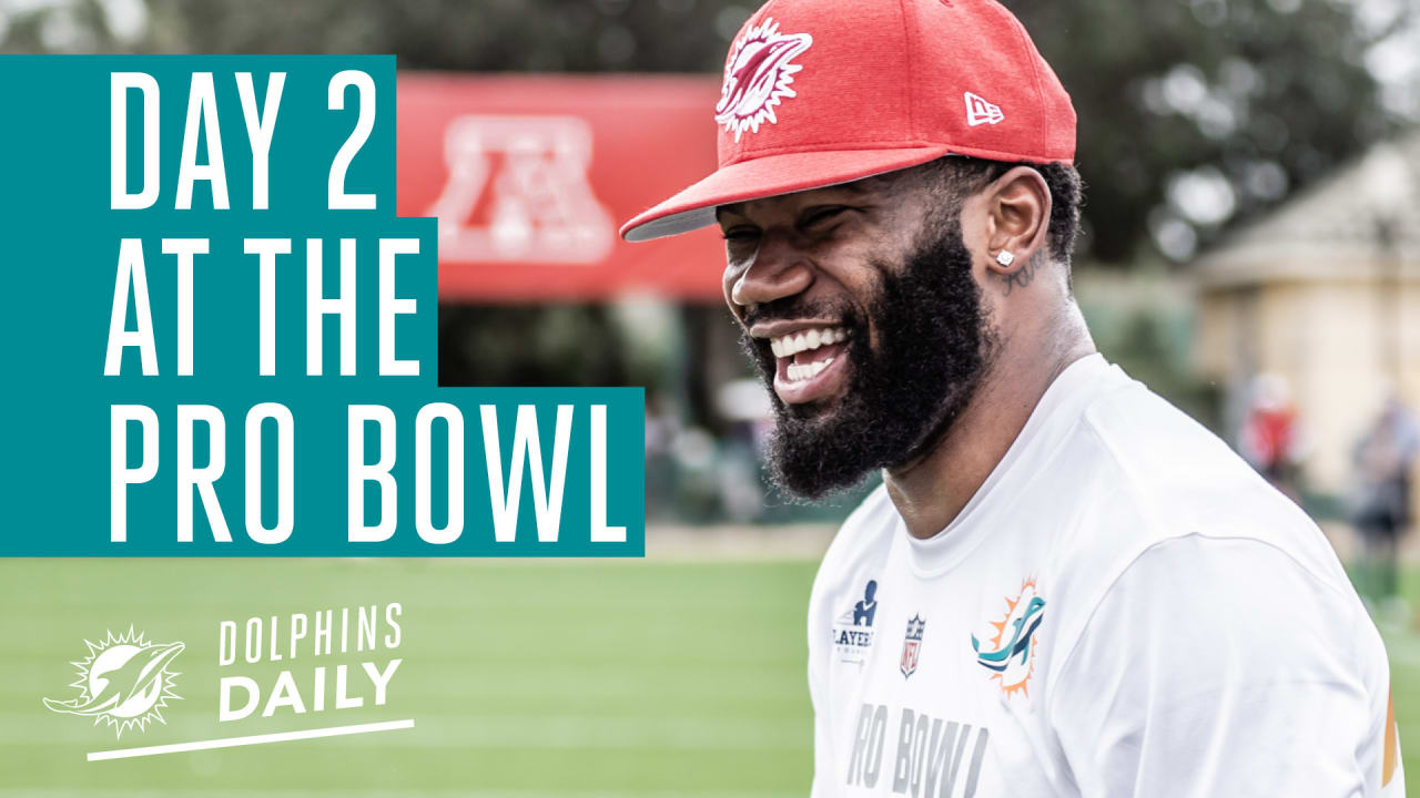 Dolphins Daily  Pro Bowl Day 2 9949322d0