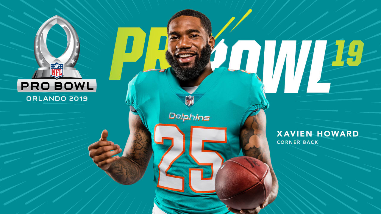 Top News: Xavien Howard Headed To The Pro Bowl