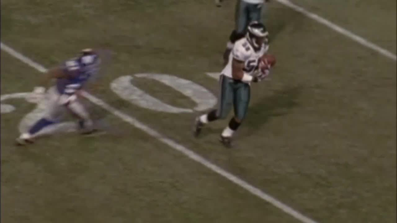 Old School All-22: The Hunter With A Pick-Six