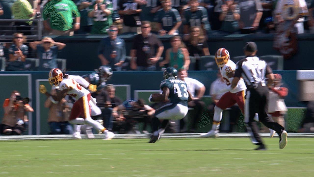 Eagles Vs Redskins Highlights 2019 Week 1