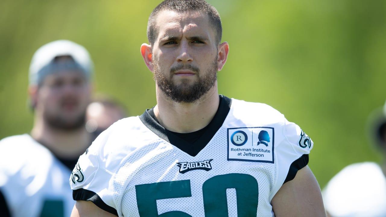 Eagles release linebacker Paul Worrilow