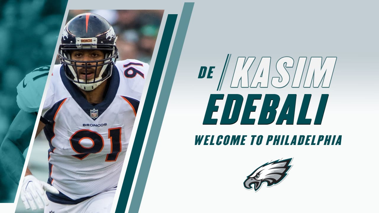 meet d5084 9c55f Eagles sign DE Kasim Edebali and place DE Joe Ostman on ...