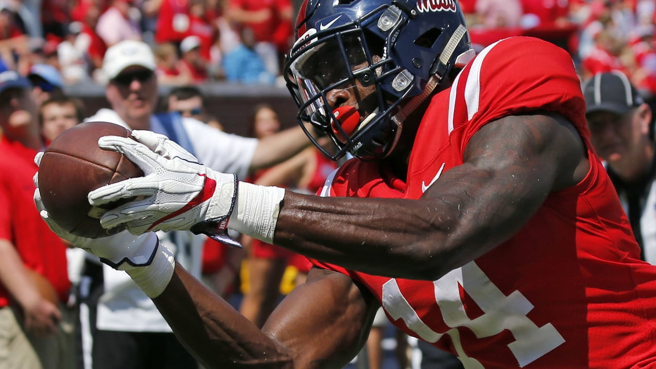 Fran Duffy s Combine Preview  Wide Receiver 931d1b866