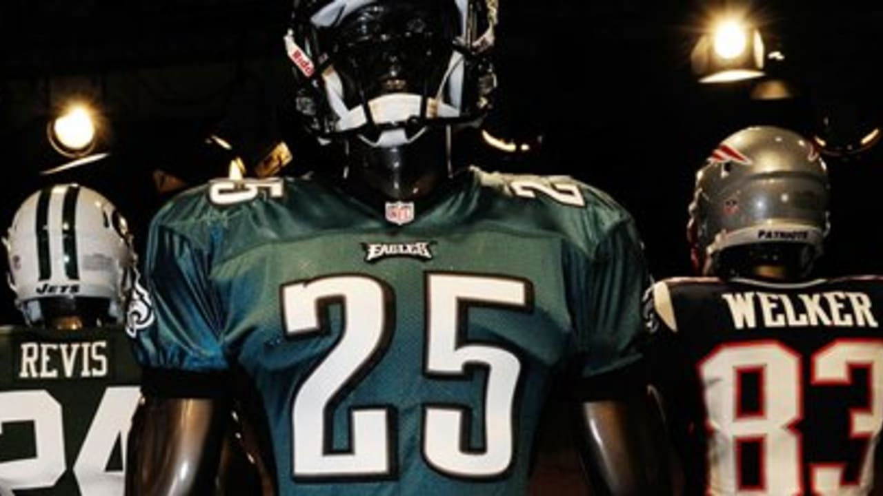 More About The Eagles New Jerseys