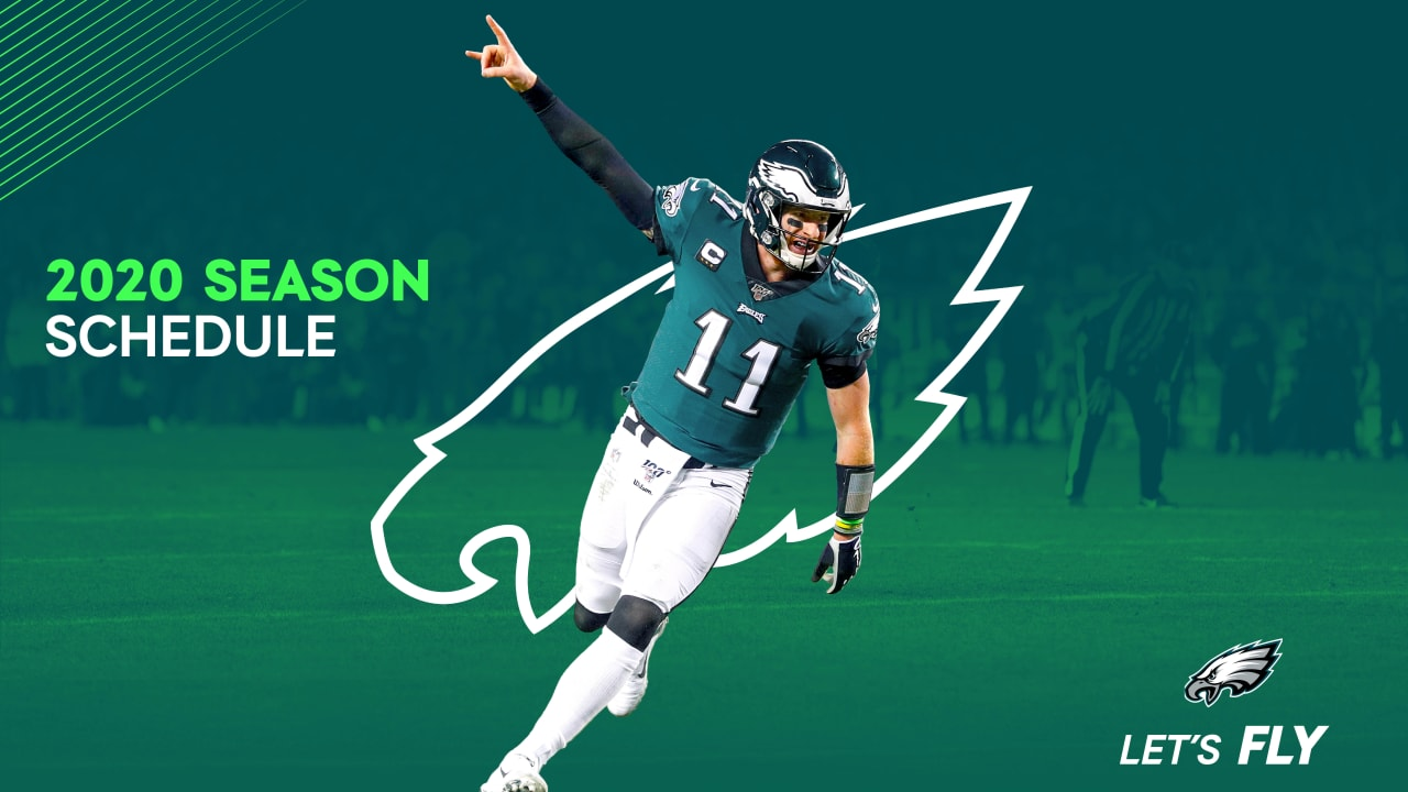 Eagles Announce 2020 Season Schedule