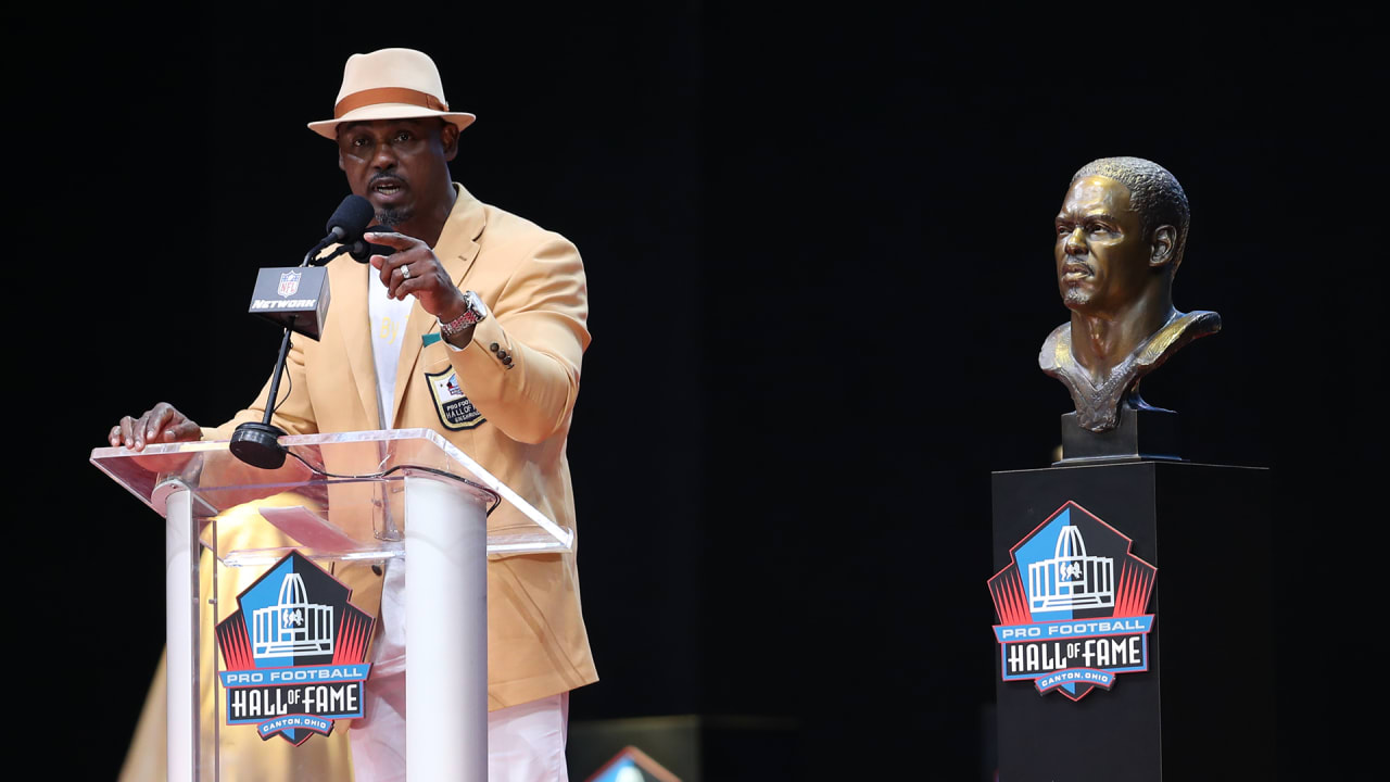 bac30c92472 Transcript Of Brian Dawkins' Hall Of Fame Induction Speech