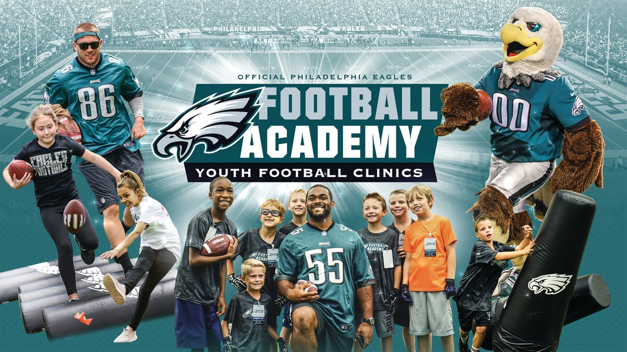 8a01b5bd Eagles, Gamebreaker Inc. partner to launch new youth and high school ...